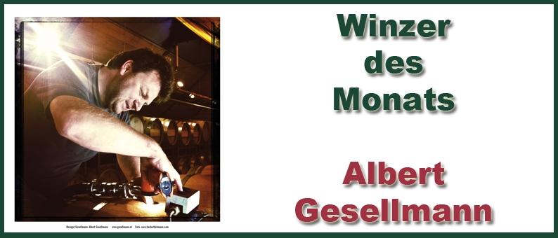 Winzer des Monats Gesellmann