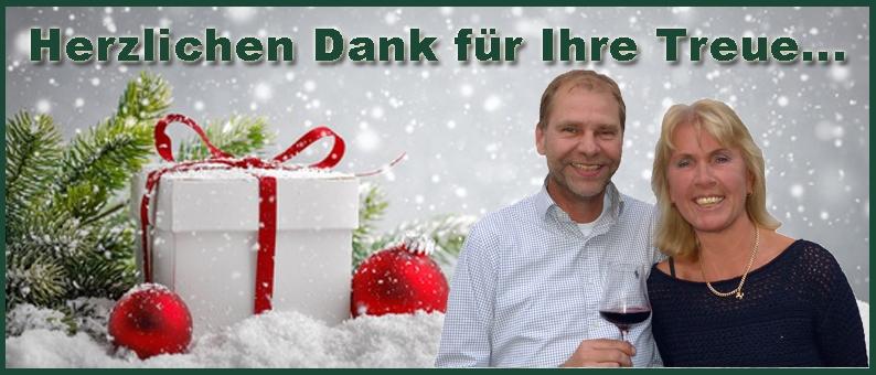 Danke Weihnachten