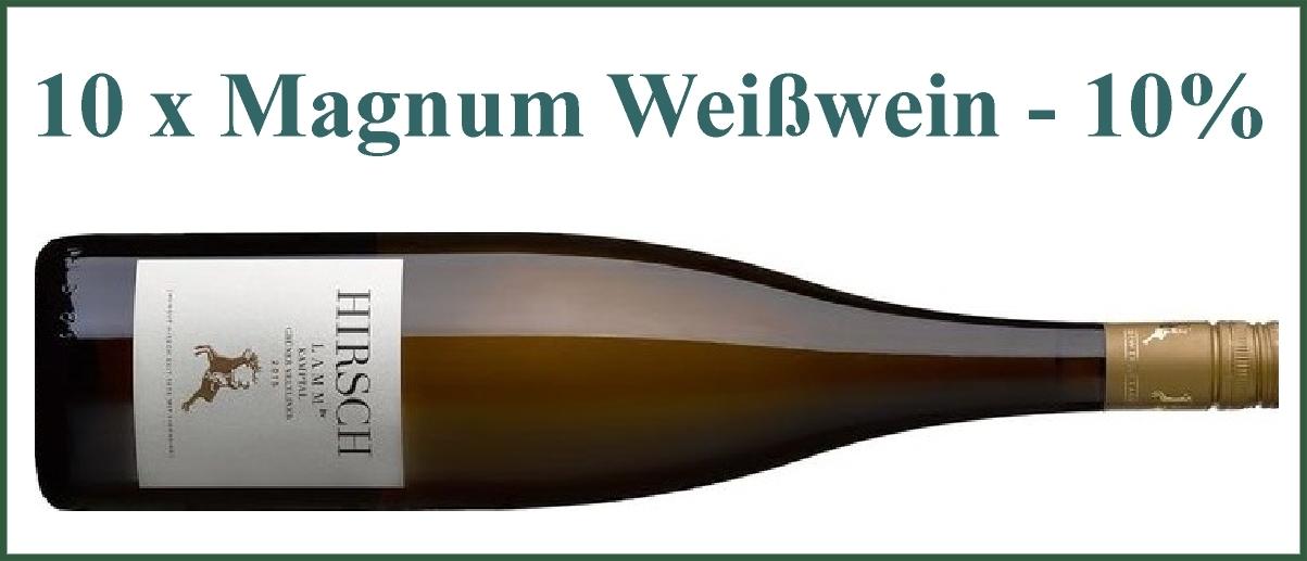 Magnum weiss 10