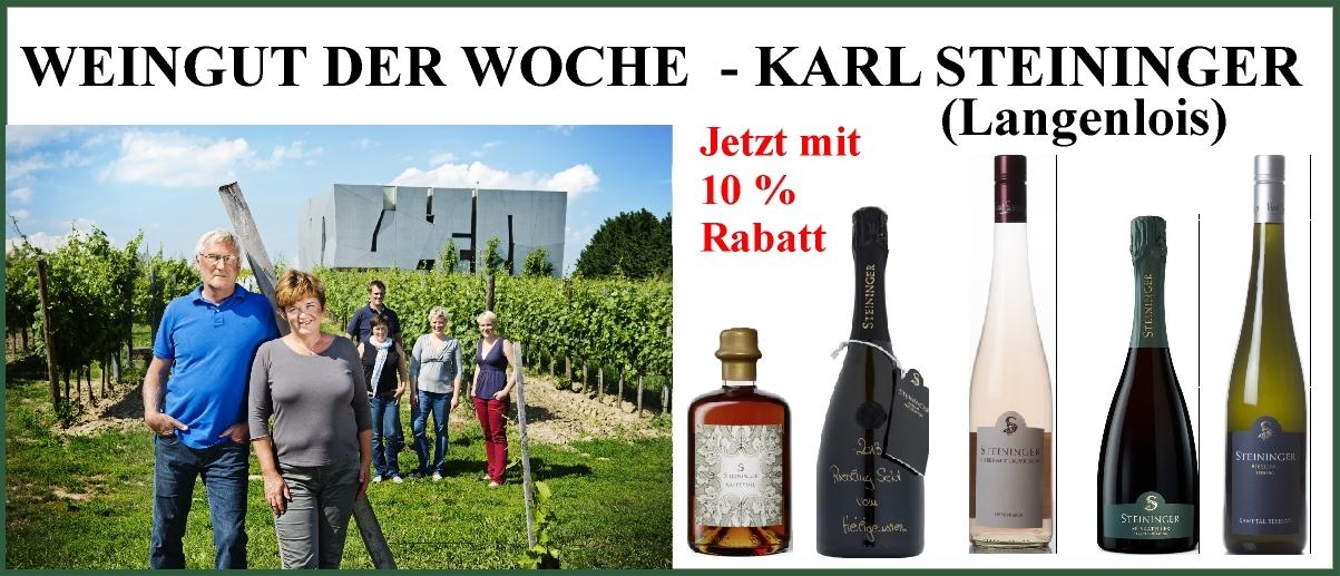 Steininger Wein der Woche