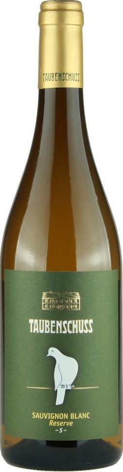 Sauvignon Blanc Reserve - S, Taubenschuß 2017