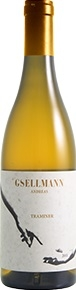 Traminer BIO, Landwein (Orange-Wine),  Gsellmann 2016