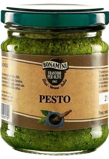 Pesto Riviera fresco Genovese 180gr Bonamini