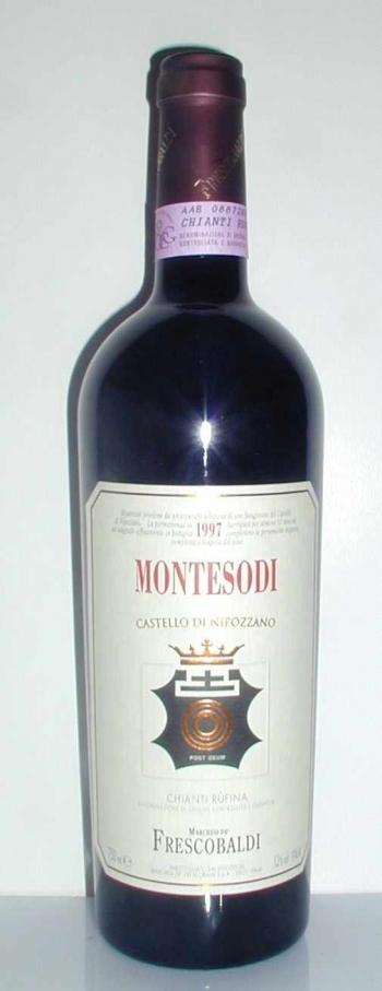 Montesodi Chianti Rufina, Frescobaldi 1998