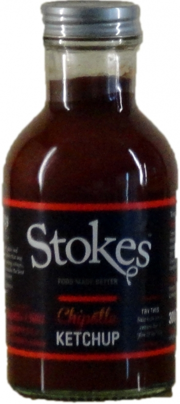 Stokes Chipotle Ketchup 245 ml