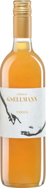 Verjus Bio, 750ml, Gsellmann 2019