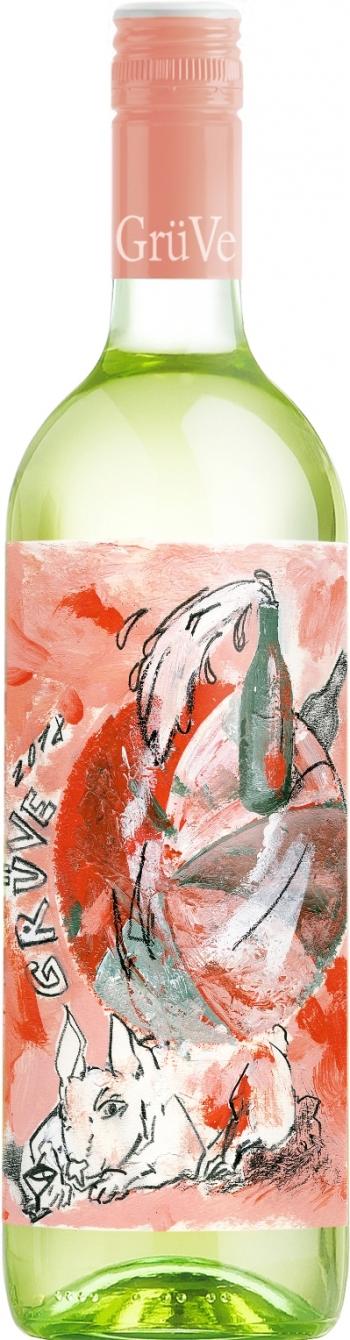 GrüVe Magnumflasche in Designkarton Jurtschitsch 2018