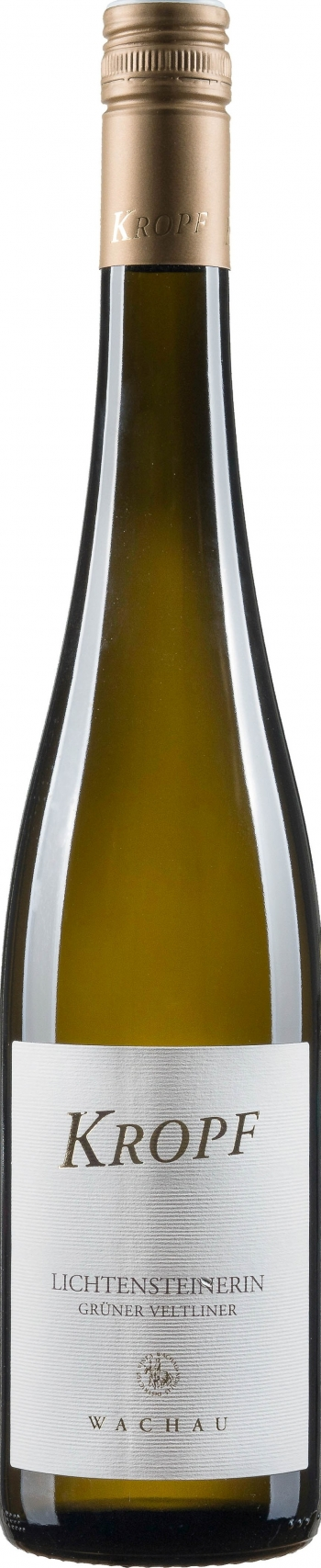 Veltliner Federspiel, Lichtensteinerin, Weinbau Kropf 2016