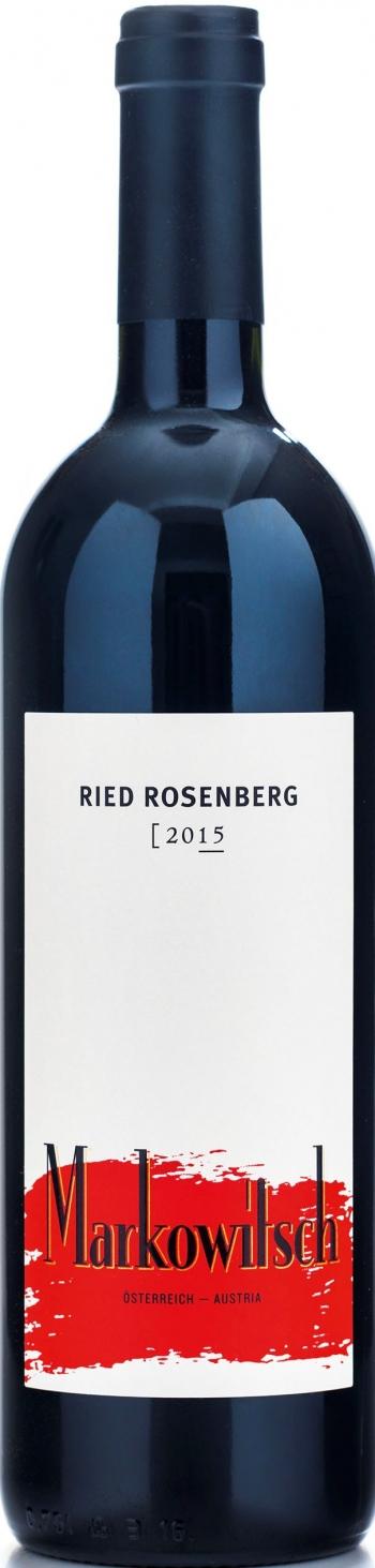 Cuvee Rosenberg, Markowitsch 2015