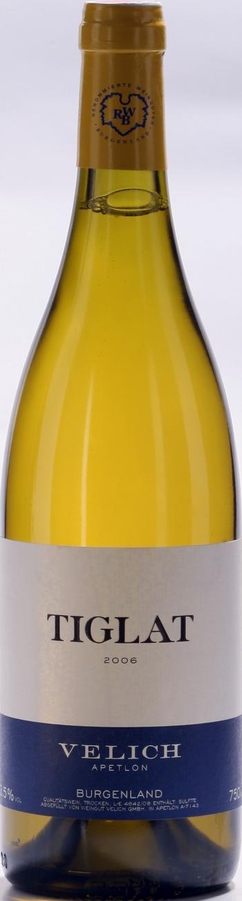 Tiglat Chardonnay, Velich 2013