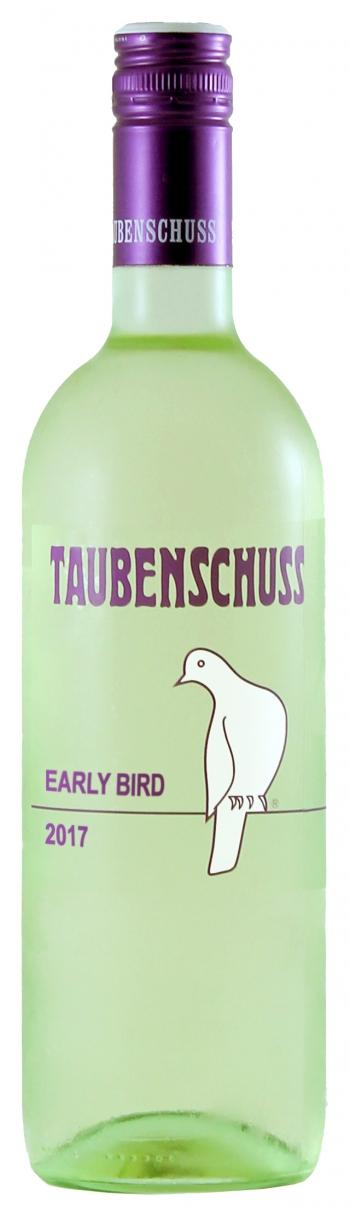 Early Bird Taubenschuß 2017