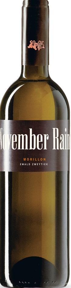 Novemberrain Chardonnay, Zweytick 2013