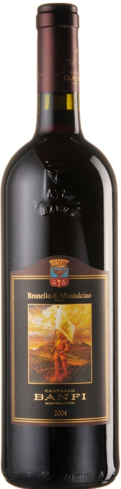 Brunello di Montalcino DOCG Banfi 2012