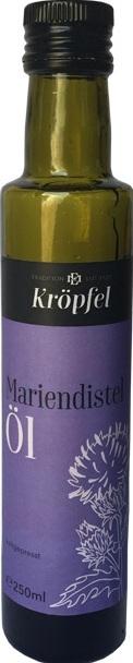 Mariendistelöl 250 ml, Kröpfel