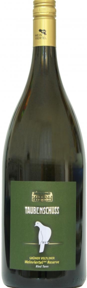 Chardonnay Lagenselection,  Magnum, Taubenschuss 2016