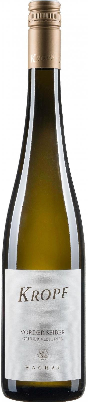 Veltliner Federspiel, Vorder Seiber, Weinbau Kropf 2016