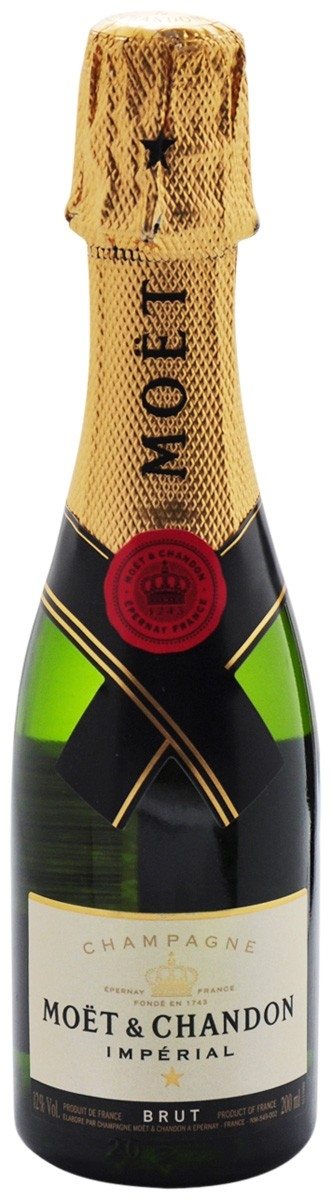 Moet&Chandon Brut Piccolo 0,20 Lt NV