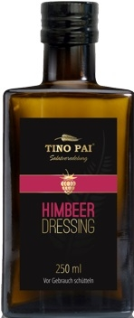 Tino Pai Himbeerdressing 0,25Lt