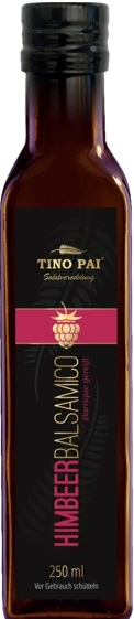 Tino Pai Himbeer Balsamico Barrique 0,25Lt