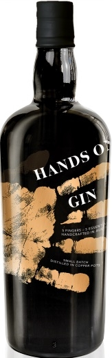 Hands on Gin, 0,7Lt, Gölles