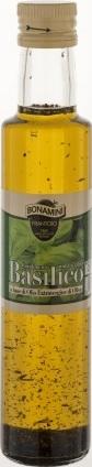 Olivenöl aromatisiert Basilico  0,25 Bonamini