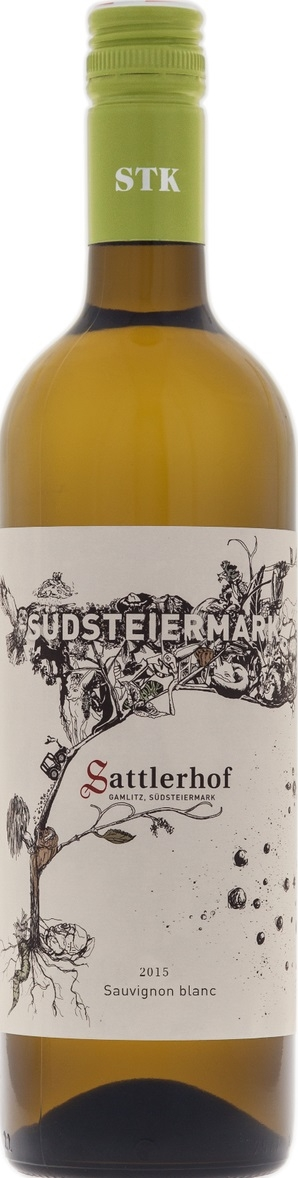 Morillon Südsteiermark, Regionswein, Sattler 2017