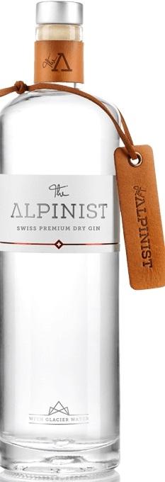 The Alpinist,Suiss Gin im Geschenkkarton