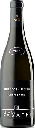 Chardonnay Pössnitzberg, Magnum, Sabathi 2016