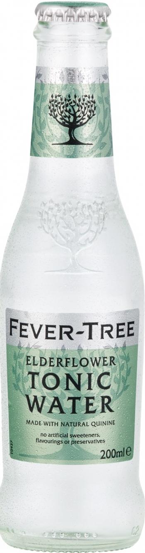 Fever-Tree Elderflower Tonic Water, 0,2