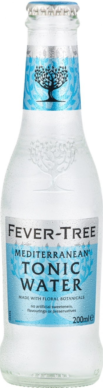 Fever-Tree mediterranean Tonic Water, 0,2