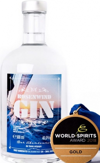 Attersee Gin, 40%, 0,5Lt