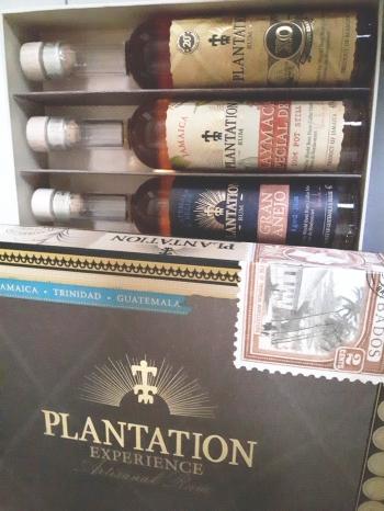 Plantation Experience Artisanal 6x 0,1 Lt. in Zigarrenbox