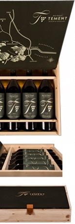 Tement Ried  Zieregg Sauvignon Blanc Parzellenkollektion in OHK, Tement 2015