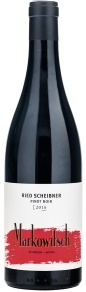 Pinot Noir Scheibner, Markowitsch 2016
