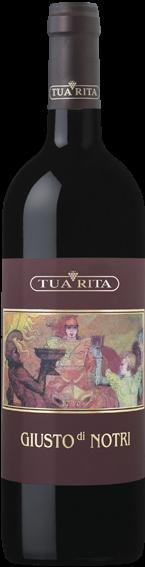 Giusto di Notri, Toscana IGT,  Tua Rita 2016