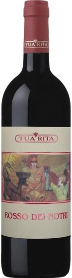 Rosso dei Notri, Toscana IGT,  Tua Rita 2018