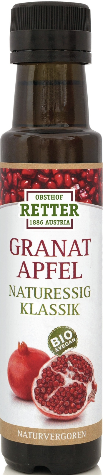 Granatapfel BIO Naturessig, 250ml, Retter