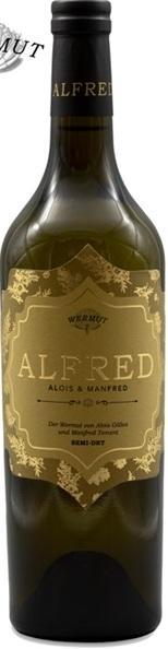 Wermut ALFRED,Semi-dry, Gölles & Tement NV
