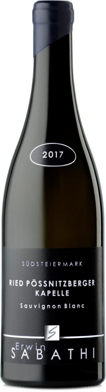 Ried Pössnitzberger Kapelle Sauvignon Blanc, Magnum 2016