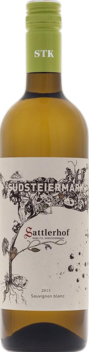 Weißburgunder Südsteiermark DAC, Sattler 2018