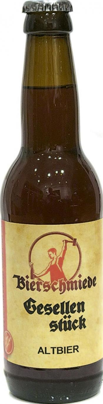 Bierschmiede Gesellenstück Altbier,   Bierschmiede
