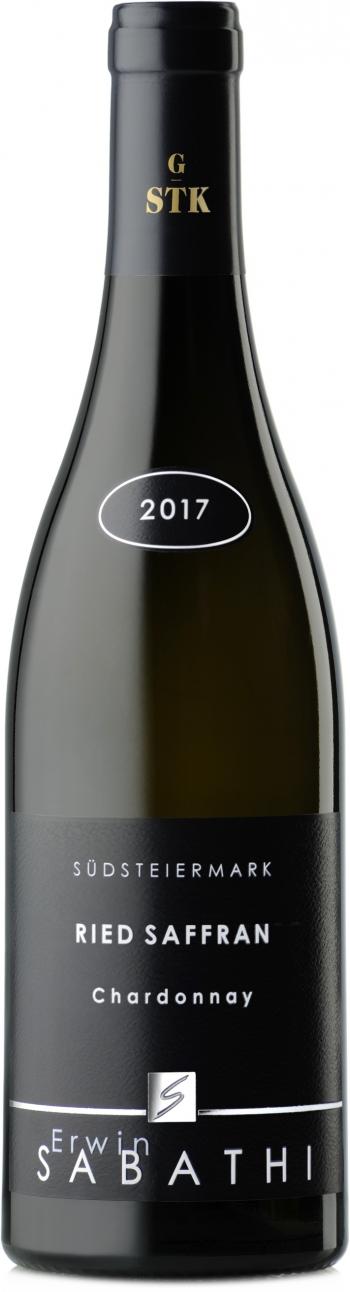 Chardonnay STK Ried Saffran, Magnum, Sabathi 2017