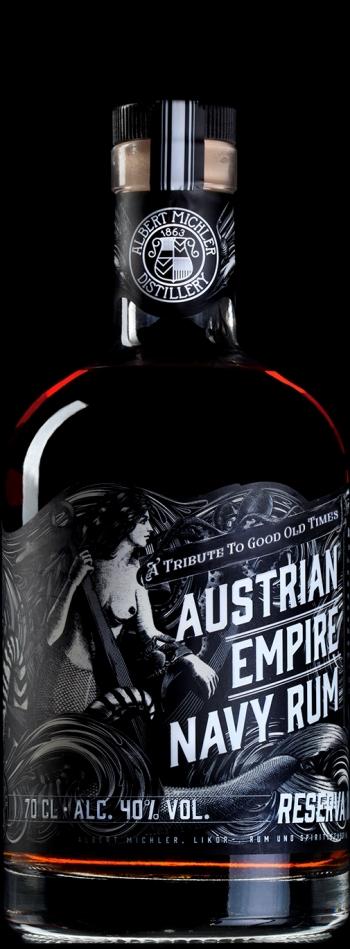 Austrian Empire Navy Reserva 1863 Rum NV