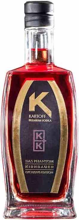Kartoff Wodka Phantom, Kirnbauer NV