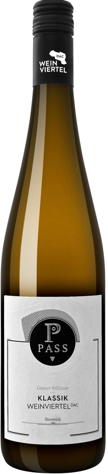 Grüner Veltliner Weinviertel DAC, Pass 2020