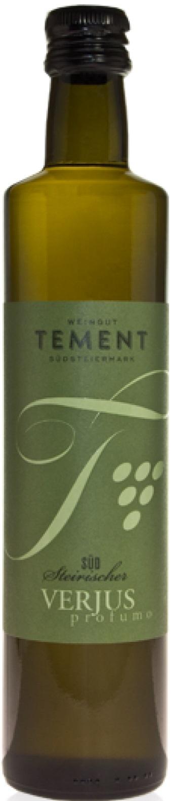 Verjus profumo, 0,75 Lt, Tement
