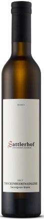 Beerenauslese Sauvignon Blanc, 0,375, Sattlerhof 2017