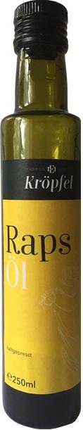 Rapsöl 250 ml, Kröpfel