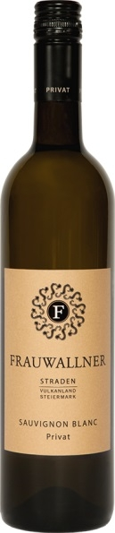 Sauvignon Blanc PRIVAT, Natural-Wine, Frauwallner 2017