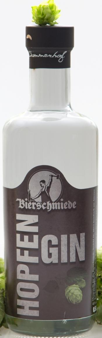 Hopfen-Gin, Bierschmiede NV